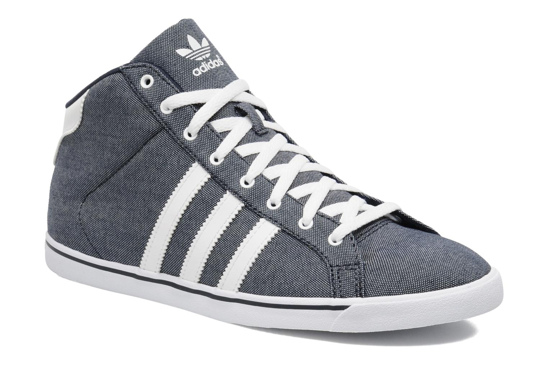 design de qualité aa5db 47fa0 adidas court star slim mid w