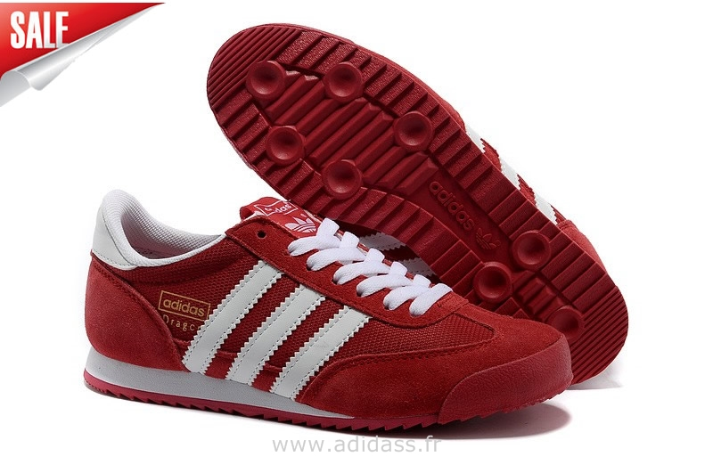 adidas dragon homme rouge 8474bf