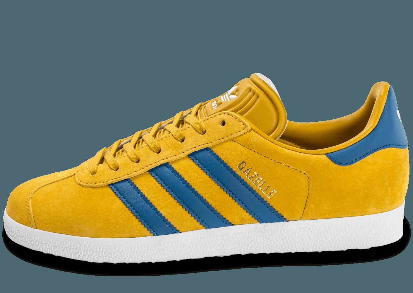 adidas femme bleue gazelle 38