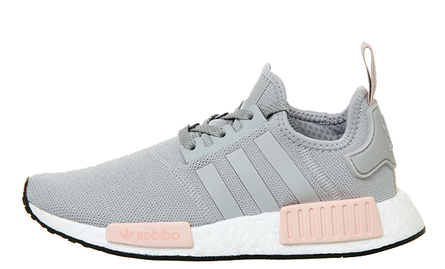 tout neuf d26e6 b789b adidas nmd grise et rose