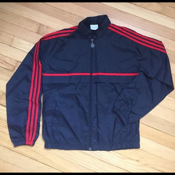adidas old school jacket