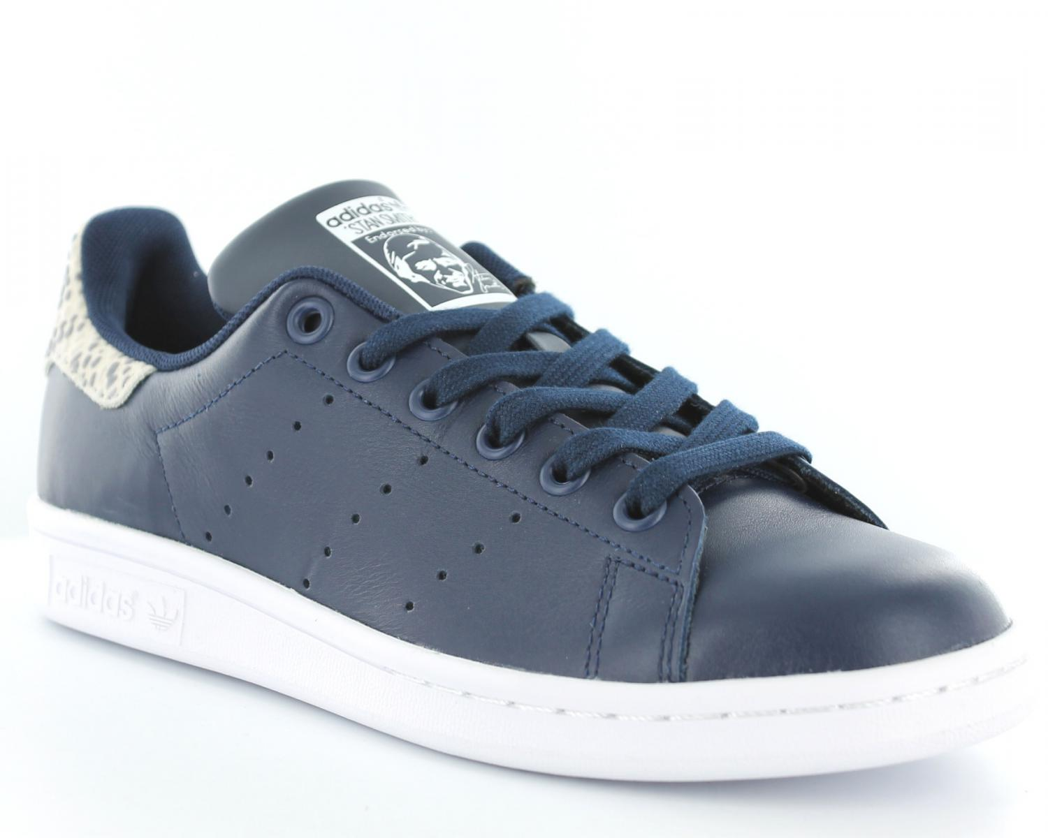 adidas stan smith femme grise