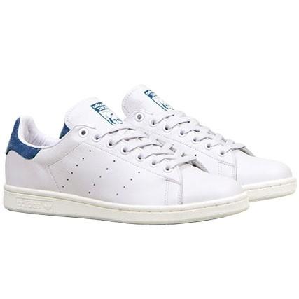 chaussures de séparation d3955 ab205 adidas stan smith bleu femme