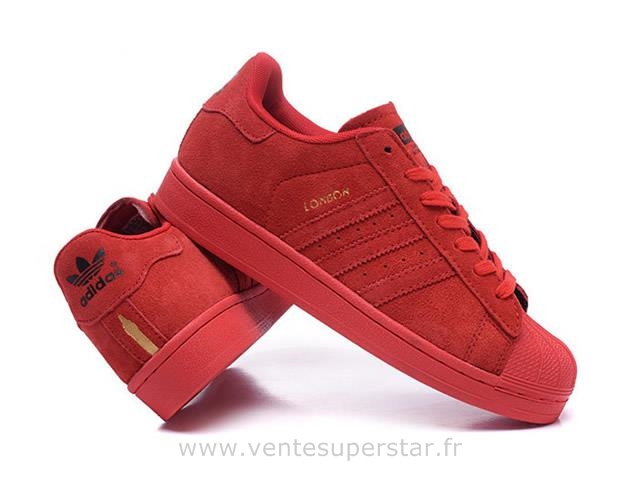 pretty nice the latest better adidas superstar daim rouge