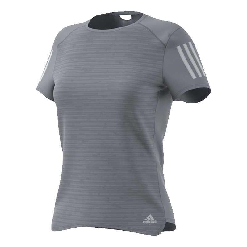 adidas tee shirt running femme