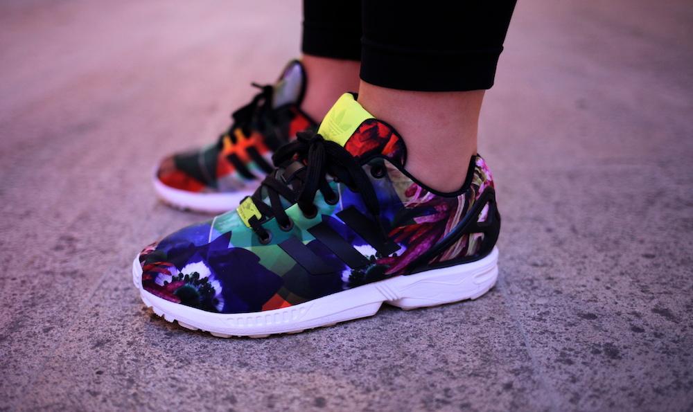 adidas zx flux femmes