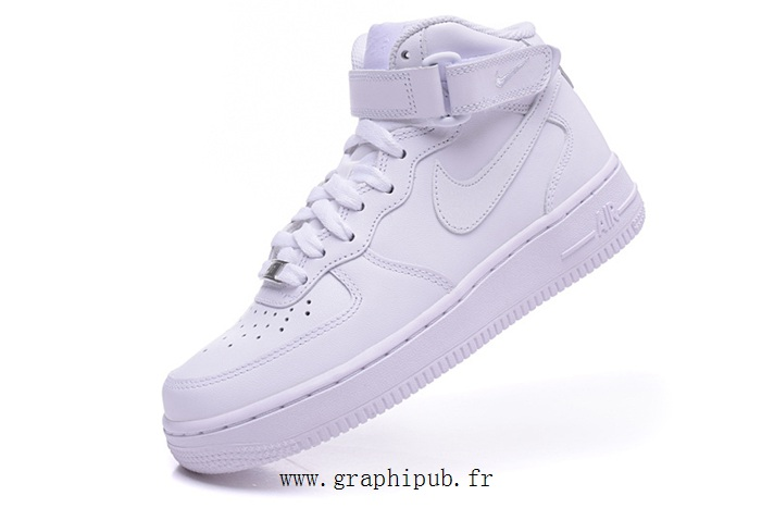 0a7d89cabd56aa air force one nike blanche nike air force one basse blanche femme air force  one blanche basse femme. Satisfait Offres Nike Air Force 1 Femme Pas Cher  ...