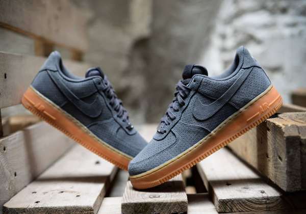 air force one suede femme pas cher
