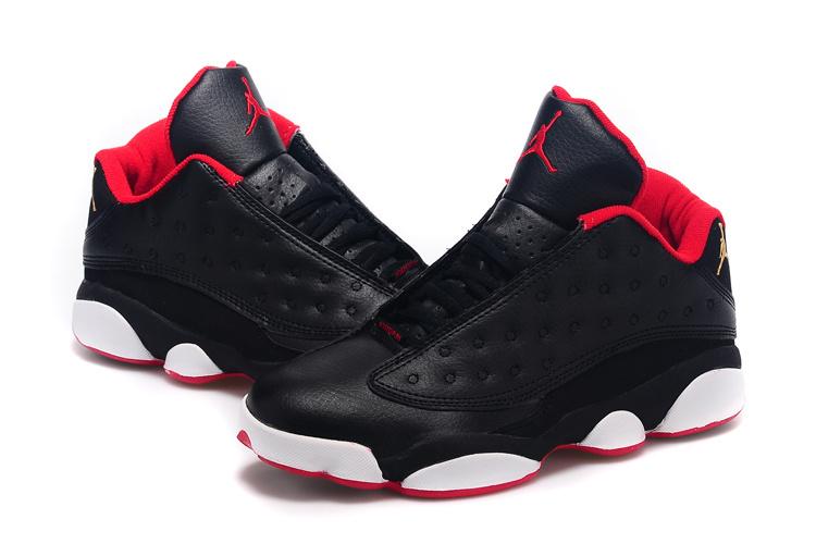 magasin d'usine 28596 c8145 air jordan noir et rouge femme