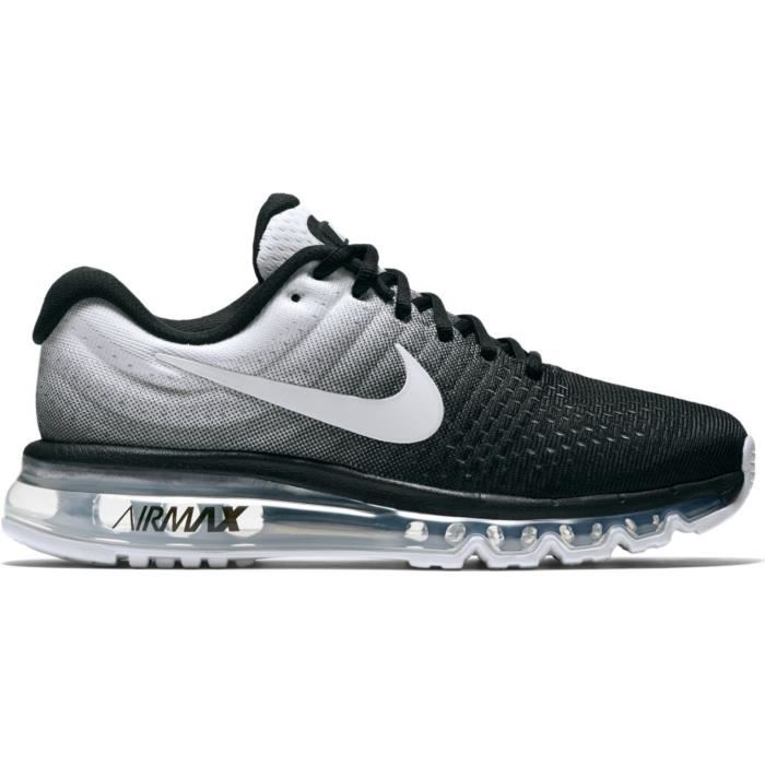 in stock best price better air max 2017 noir taille 37