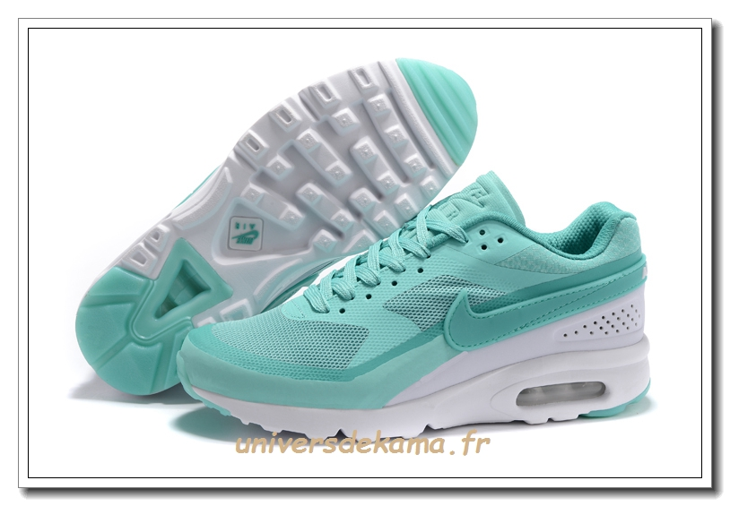 Chaussures de Running Femme Nike Air Max 91 Pas Chere Blanc