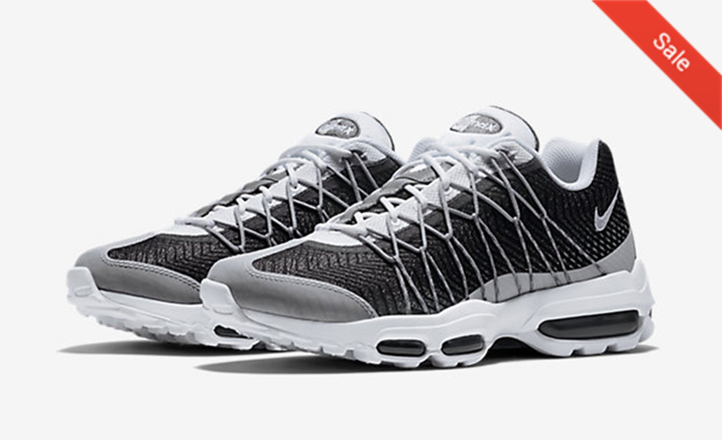 air max 95 ultra jacquard noir gris