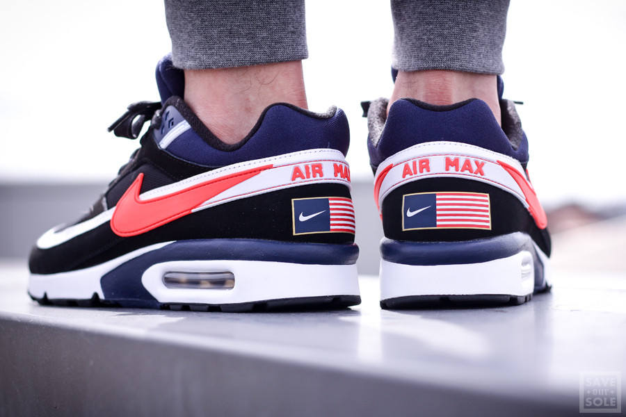 plus de photos 89546 fe4e1 air max classic bw usa