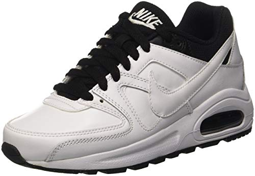 Nike Sneakers Fille Air Max Command Flex (TD) BlancSport