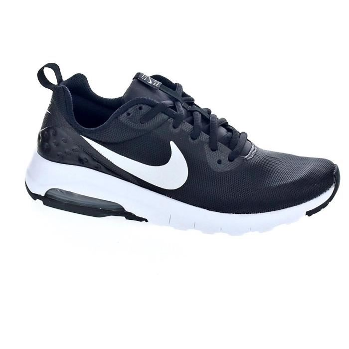 chaussure fille nike noire