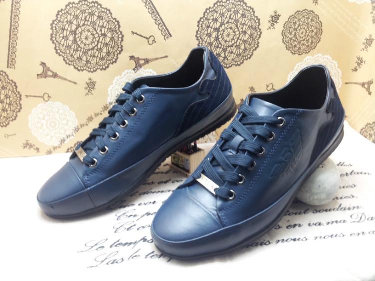 grande collection forme élégante haute couture armani chaussure homme 2013