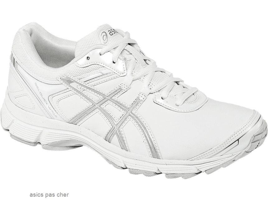 asics blanche running