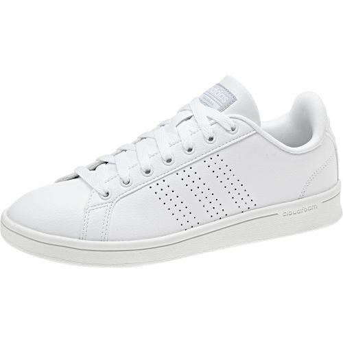 chaussures femme adidas blanche