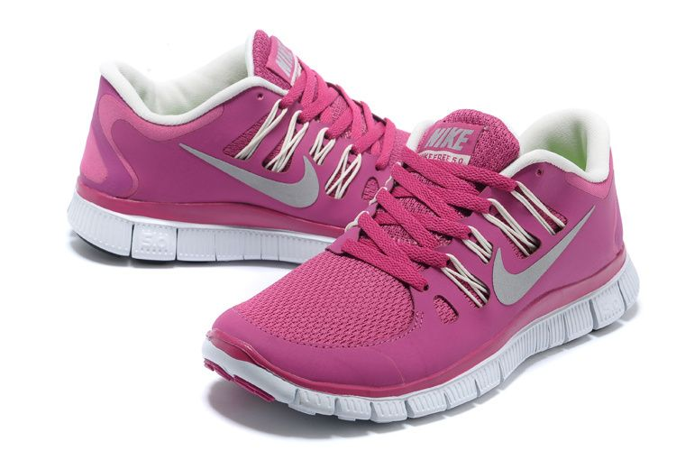 latest fashion performance sportswear temperament shoes basket nike free run femme rose