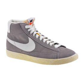 meilleures baskets 5e246 548f3 basket nike montante grise