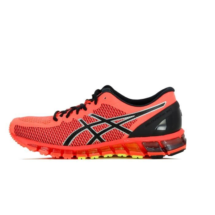 asics gel quantum 360 orange fluo