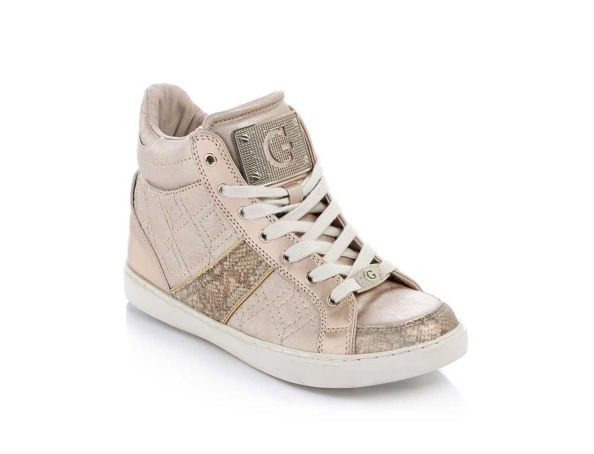 chaussures femme guess pas cher
