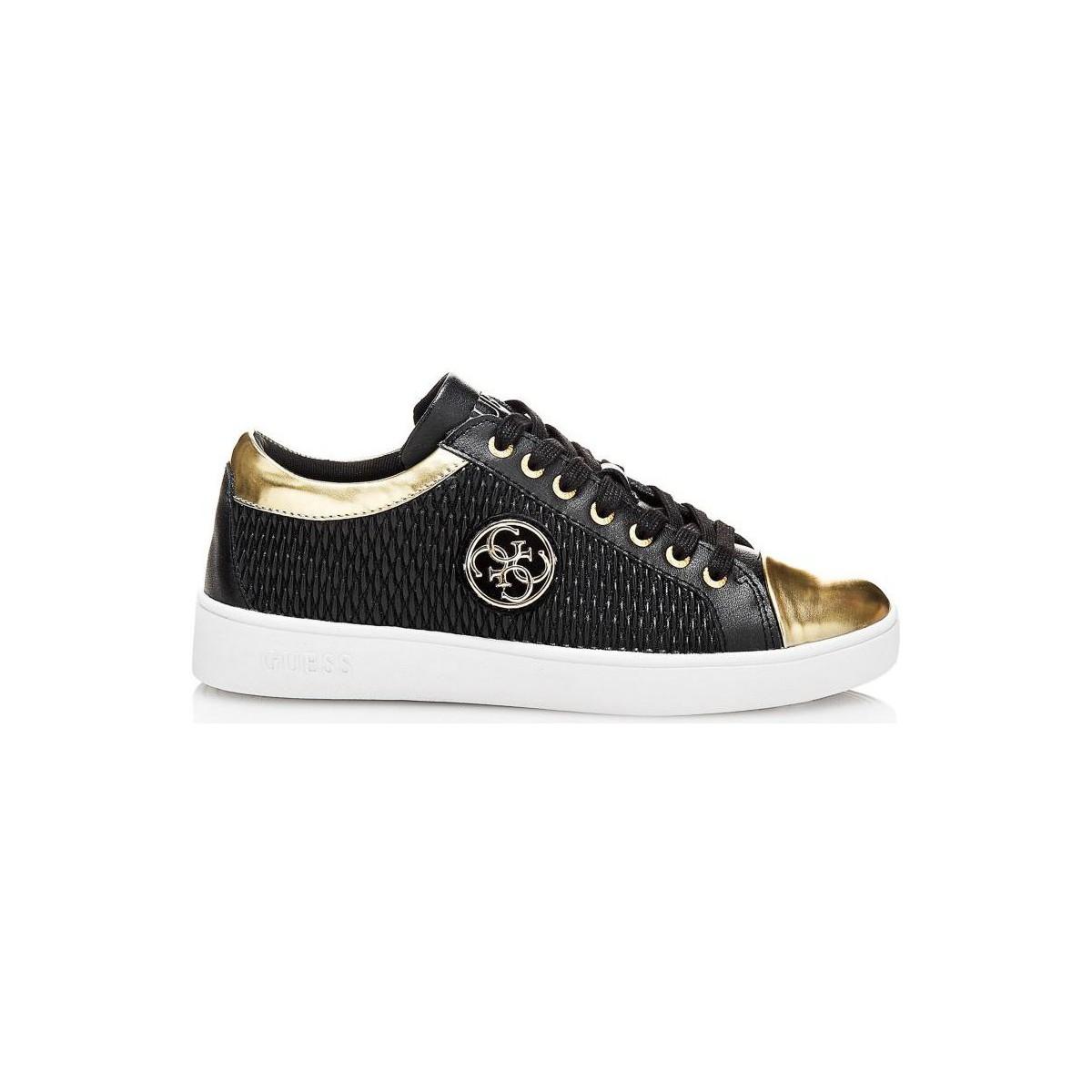 chaussures guess femme noir,chaussures guess en promo