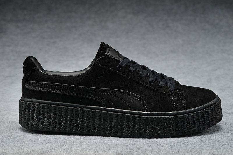 puma creepers blanche pas cher